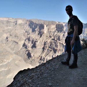 Kristallen edelstenen mineralen zoeken in Oman