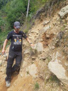Mineralen zoeken in Slovenië