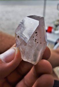 Bergkristal uit Slovenië
