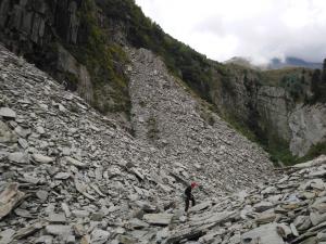 Mineralen zoeken in Zwitserland